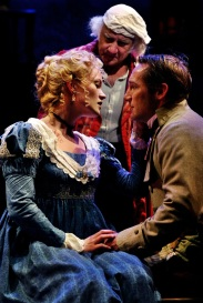 A Christmas Carol (Young Scrooge) The Guthrie Theater with Leah Curney (Belle), Peter Michael Goetz (Ebenezer Scrooge)