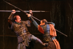 Macbeth - Great River Shakespeare Festival (Christorpher Gerson and Chris Mixon)