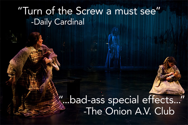 Turn of the Screw - Madison Opera