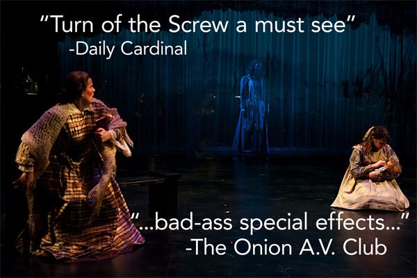 Turn of the Screw - Madison Opera