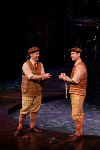 2 Dromios - Comedy of Errors (with Christopher Gerson)