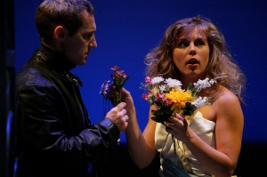 Laertes in Hamlet (with Erin Mae Johnson) - The Jungle Theater
